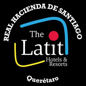 Logo Hotel Latit Real Hacienda de Santiago
